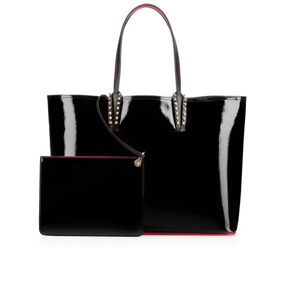 My New Christian Louboutin Cabata Tote