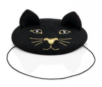 Charlotte Olympia Cat On A Hat Will Have You Purring.