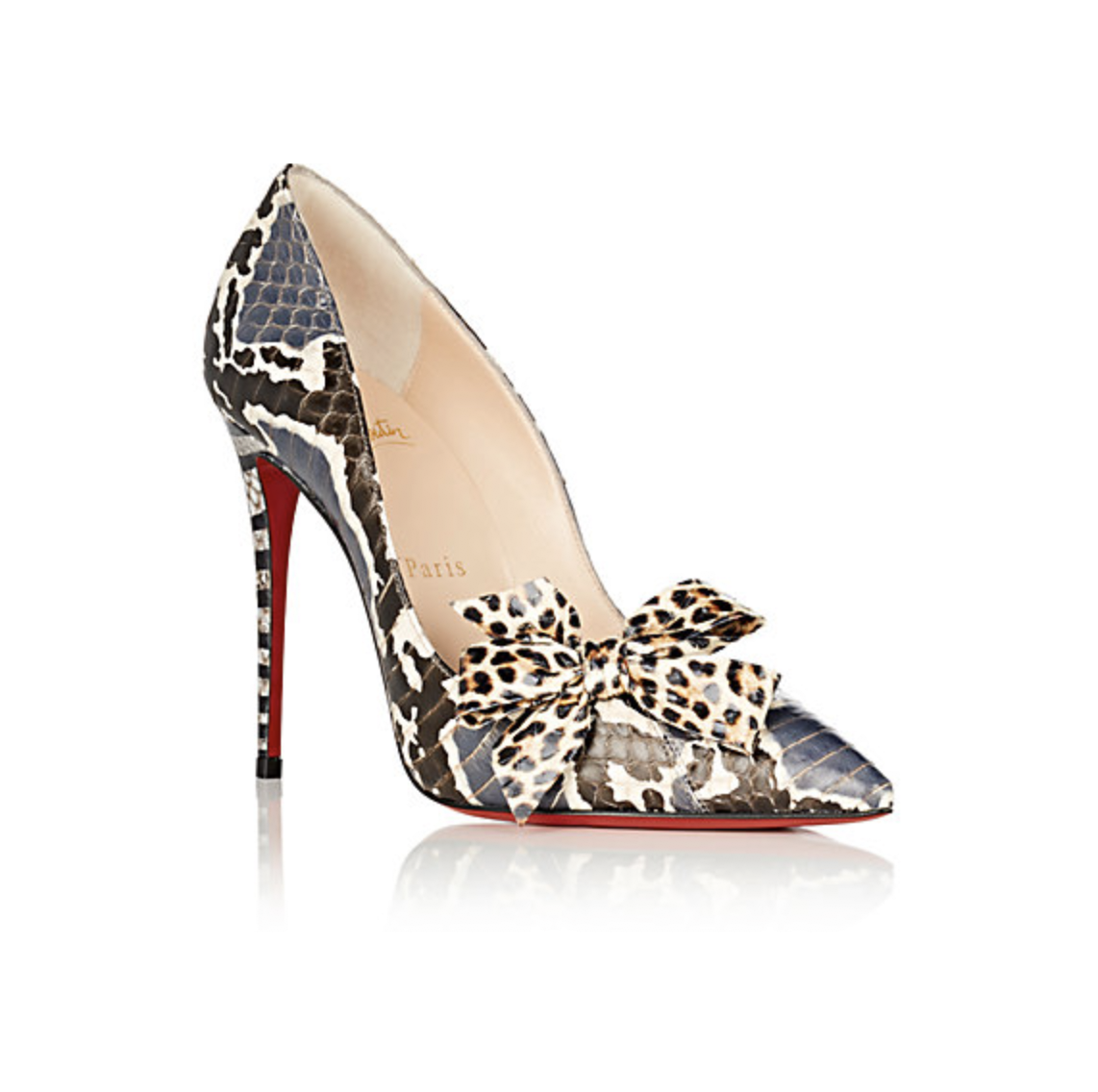 Heel Review | Christian Louboutin Madam Menodo Pump 100mm | Wardrobe Essential!