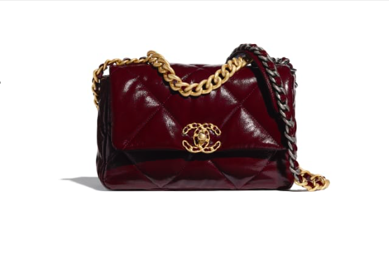 REVIEW: Chanel 19 Burgundy Flap Bag – Winter 2021 – newest collection! 20K Act 2